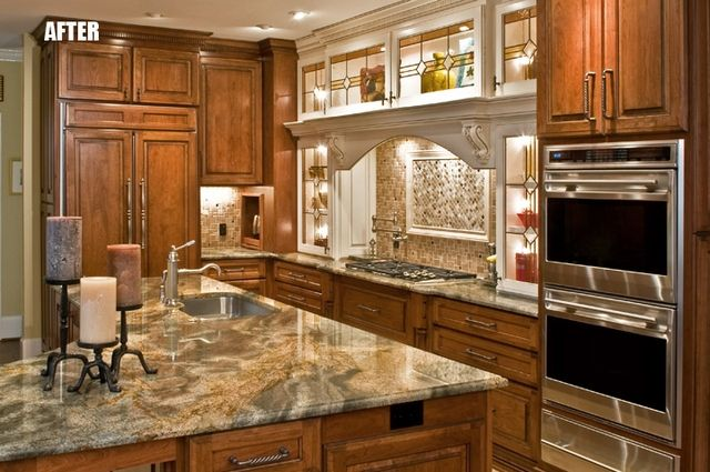 Austral Coffee Granite Countertops Remodeling Ideas