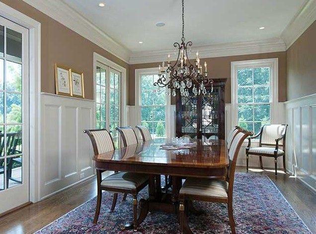 17 best ideas about craftsman dining room on pinterest for Modern craftsman interior design