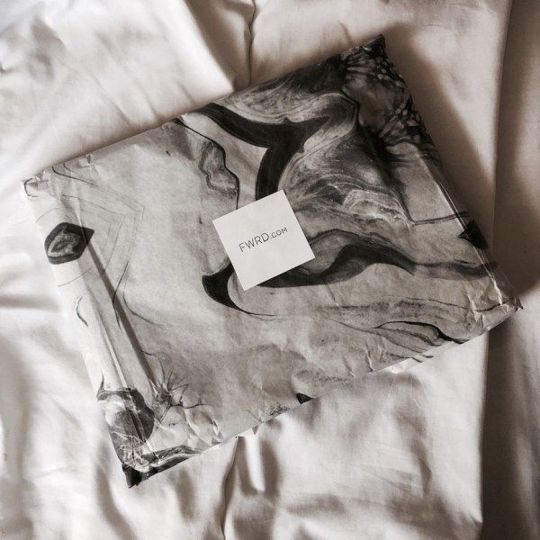 FWRD parcel arrived NZ fashion blog serendipity ave
