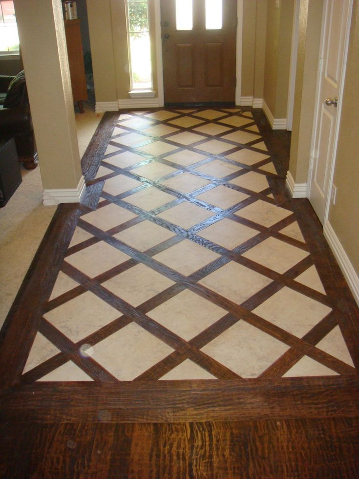 17 best images about flooring on pinterest flooring for Foyer flooring ideas