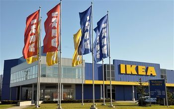 Ikea Names -- What they mean and where to find them.