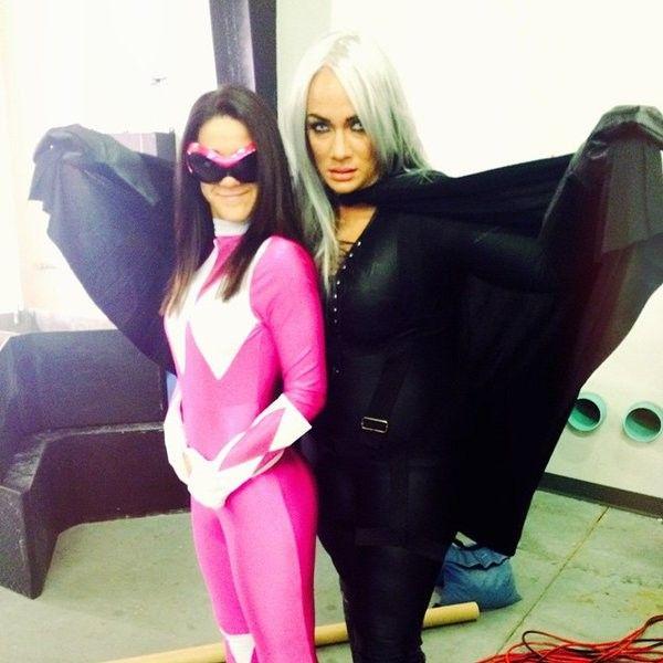 Bayley & Natalya