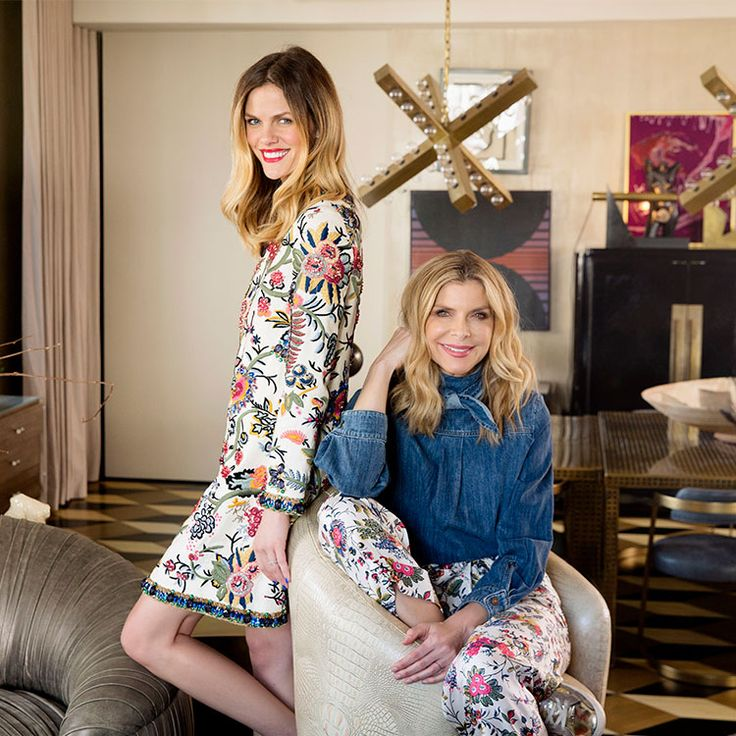 F is for Finery  Finery's Brooklyn Decker and Whitney Casey talk about their new start-up and share ace advice for female entrepreneurs, including being comfortable with — and conquering — the word no. Read on Tory Daily here.  Brooklyn Decker, left,...
