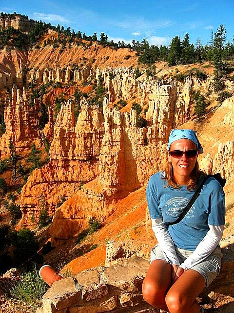Bryce Canyon National Park, Utah - 13 photos on the blog: http://www.ytravelblog.com/12-photos-of-bryce-canyon-np/