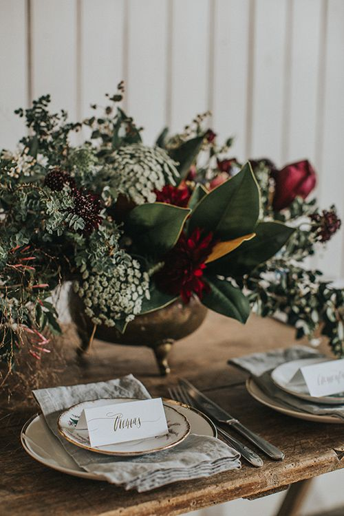 A beautiful styled shoot inside Together Journal - issue 4. 'My Darling Clementine' High Country Wedding Invitations and Wedding Stationery