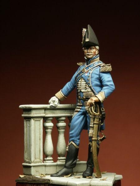 Francois Joseph Steck, Aiutante di campo di Bernadotte, maresciallo francese