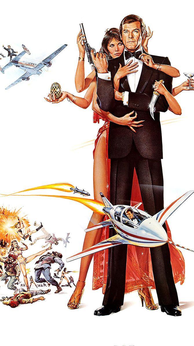 Octopussy (1983) Phone Wallpaper   Moviemania   Wallpaper