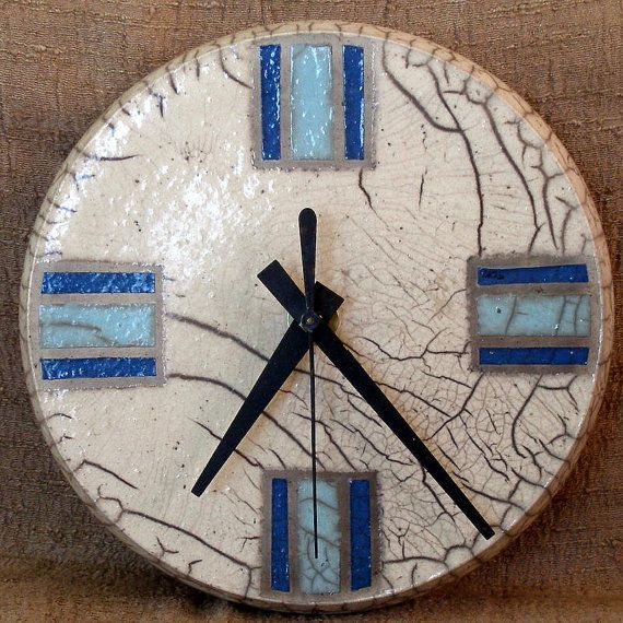 great handmade clock