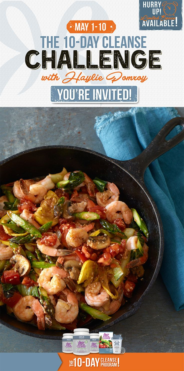 This quick and easy shrimp and veggie stir fry is just one of the ...