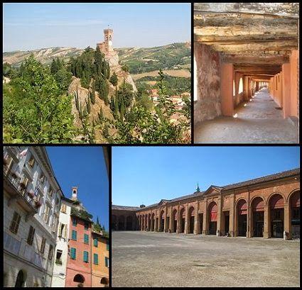 """""""Lugo, Brisighella, Riolo...benvenuti in #Romagna! Una terra in equilibrio con la natura"""" by @Alessandro Furchino Bertini (Girovagate)"""