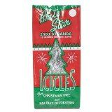 BRITE STAR Silver 18-Inch Icicle Tinsel - 2000 Strands