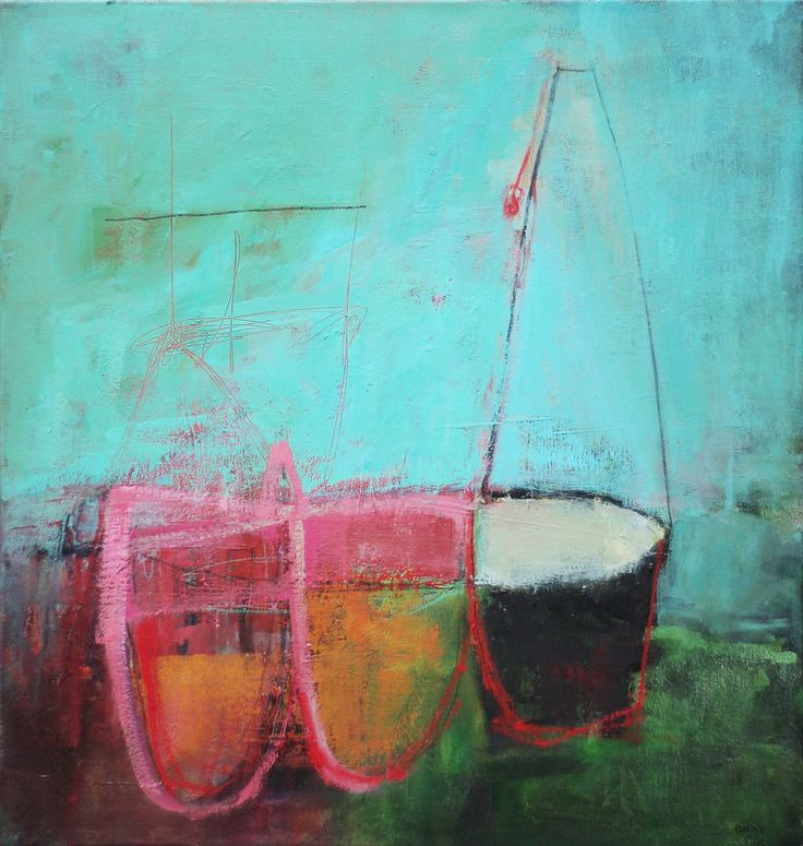 Mary Lou Zeek Gallery Current Show: Jenny Gray - Abstract Color