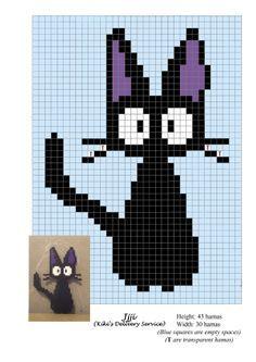 studio ghibli cross stitch pattern - Google Search