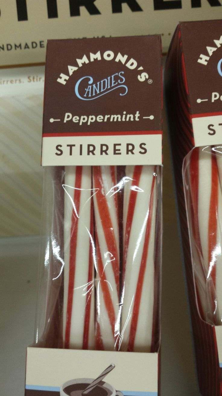 SECULAR CANDY CANES (peppermint sticks) WM