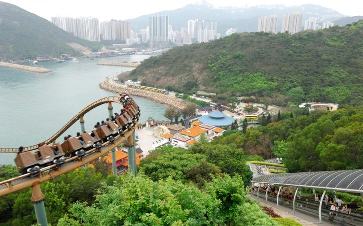 No. 44 Ocean Park, Hong Kong - World's Most-Visited Tourist Attractions | Travel + Leisure