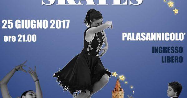 San Nicolò a Tordino, spettacolo di pattinaggio artistico STARS ON SKATES 2017 domenica 25 giugno alle ore 21.00  http://www.lelcomunicazione.it/blog/gruppo-sportivo-dilettantistico-aprutino-teramo/