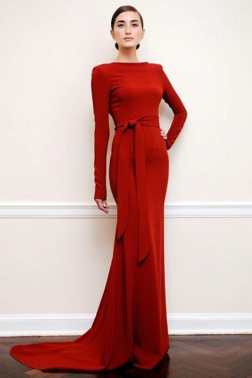 Sophistication in #red