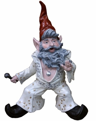 187 best gnomes images on pinterest elves fairies and for Yard statues las vegas
