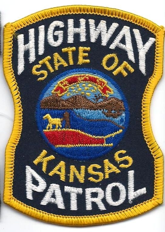 kansas state police patches | If you have something not shown here,