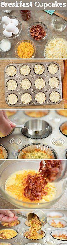 muffinki na śniadanie