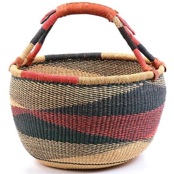 African Baskets: African Baskets. Fair Trade.