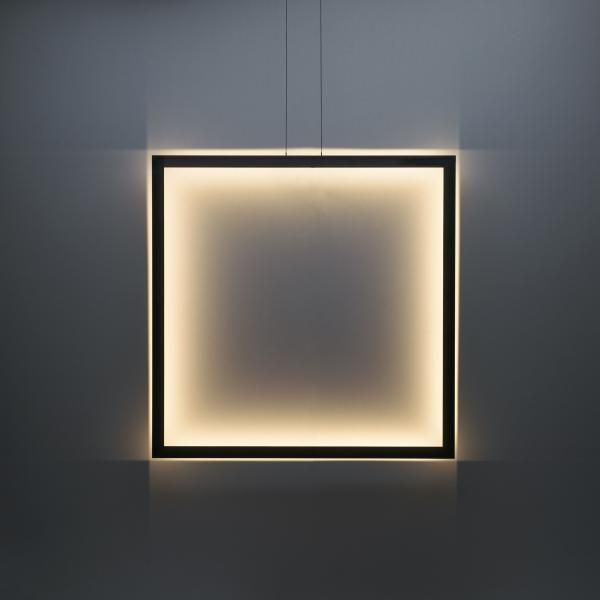 Jacco Maris framed leaning floor lamp