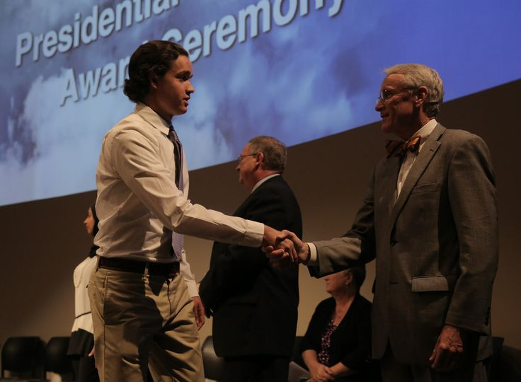 #SPCollege Presidential Scholarship Award winners will receive total of $455,000