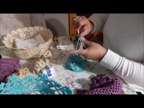 Videolu, Dantel Örgü Sepet Nasıl Yapılır? - Mimuu.com