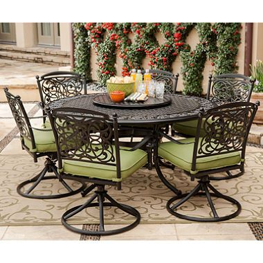 patio furniture by renaissance | Renaissance Outdoor Patio Dining Set - 9 pc. - Sam's Club