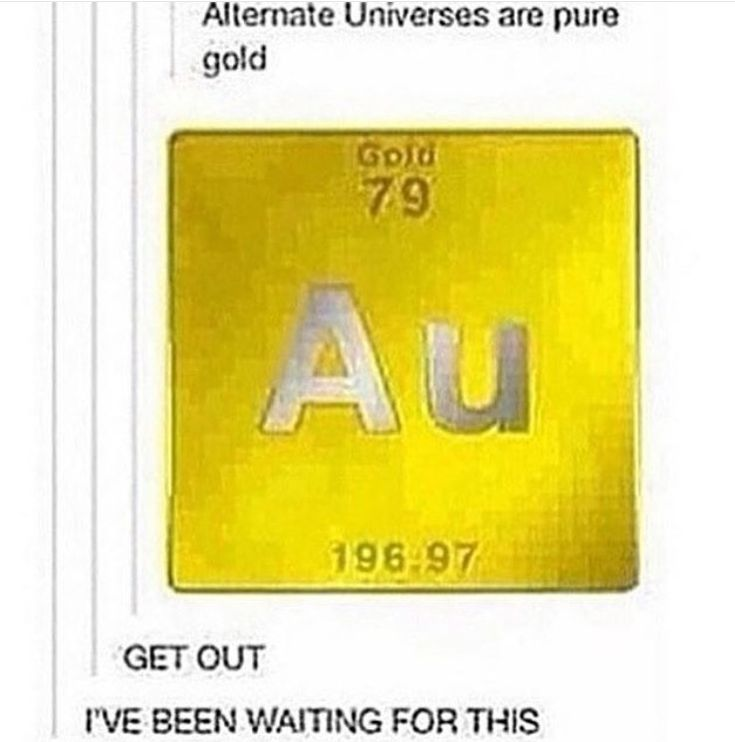 I saw this on the periodic table in class and i was like 'HOLY SHITE' xD