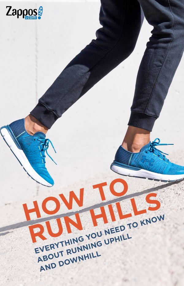 Unless you do all of your running on a treadmill or track, at some point you'll find yourself going up and down hills. From the right form to use when running up and down hill to the best way to make use of hills in races, here's what you need to know about running uphill and running downhill.