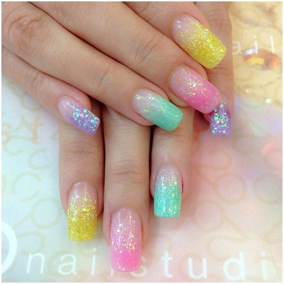 60 Best French Acrylic Nails Ideas For Spring Time #44