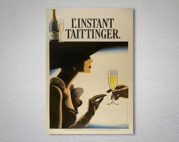 L'instant Taittinger  Champagne  Vintage Food & Drink