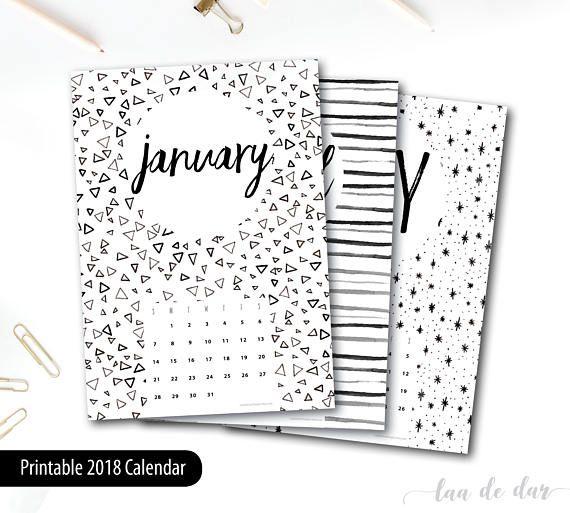 106 best Calendarios images on Pinterest Printable calendars
