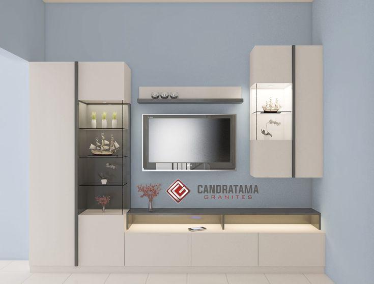 Interior Kediri Rak TV | Desain interior, Interior, Furniture