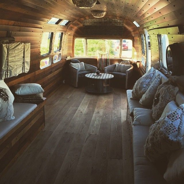 Airstream envy - sign me up! @garciacustomhomes