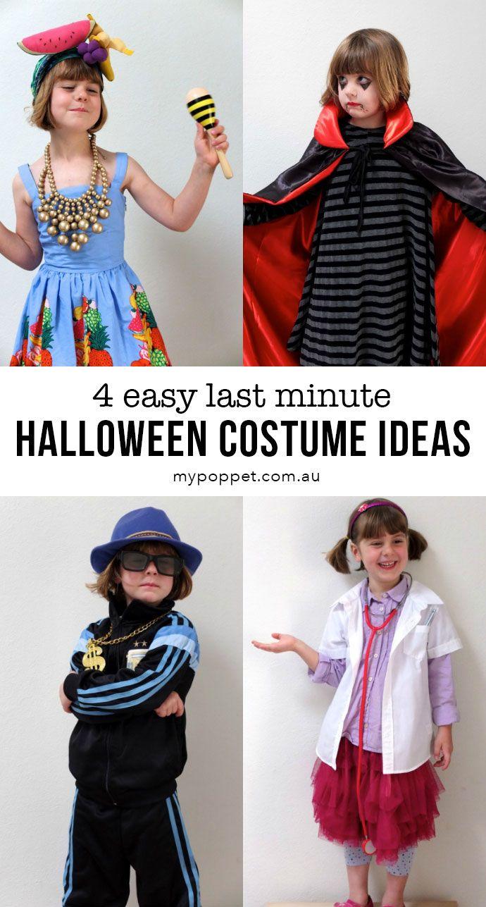 4 easy last minute halloween costume ideas halloween costumes pinterest halloween costumes costumes and holidays halloween