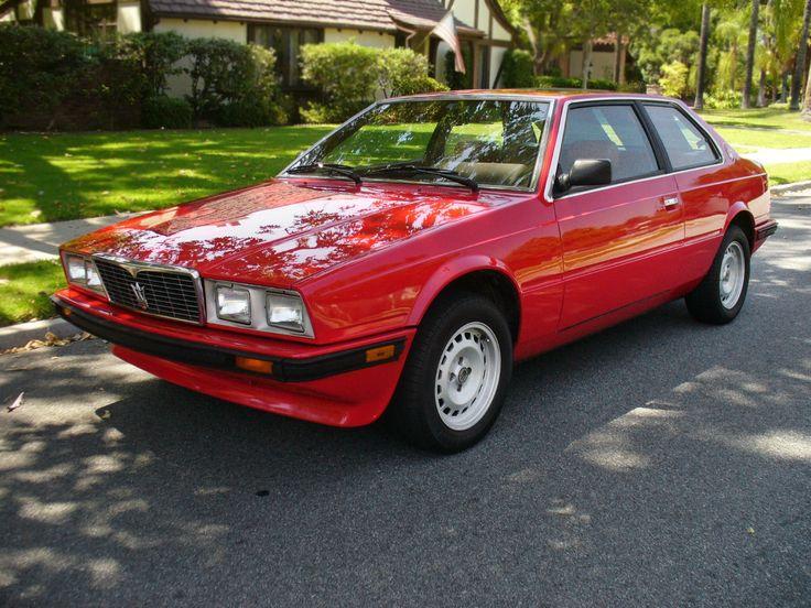 $3,895 Maserati: 1984 Maserati Biturbo E - http://barnfinds.com/3895-maserati-1984-maserati-biturbo-e/