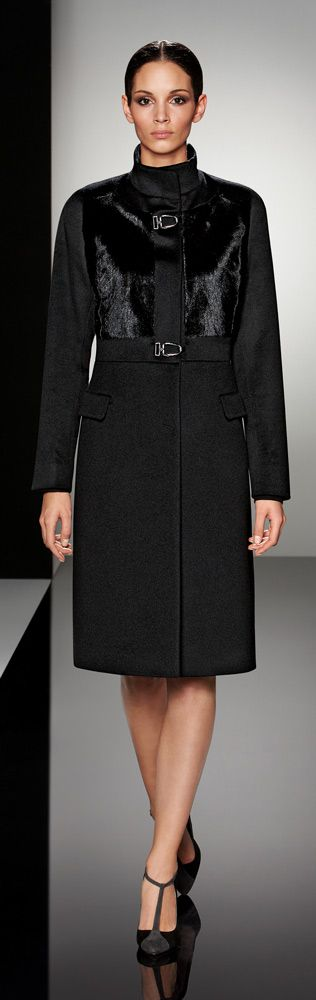 "Find out where DeVa wore this Kid mohair Cinzia Rocca coat. Read ""BOB"" at: ndnyurlife.com"