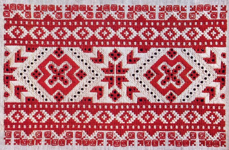 Kim Marie's Embroidery: slovak-folk-costumes: Embroidery from village...