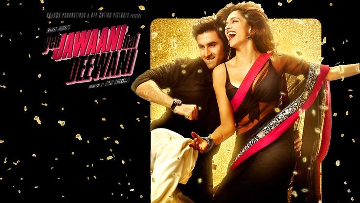 Yeh Jawani Hai Deewani Couple dance songs, Song hindi