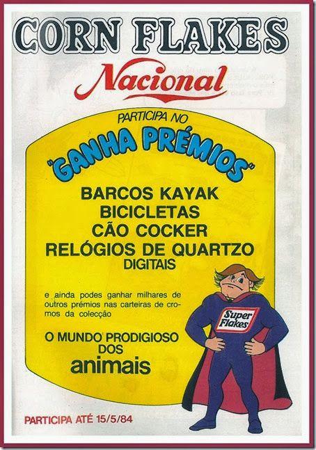 Santa Nostalgia: Nacional – Corn Flakes
