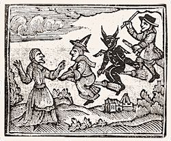 Witch trials in the early modern period