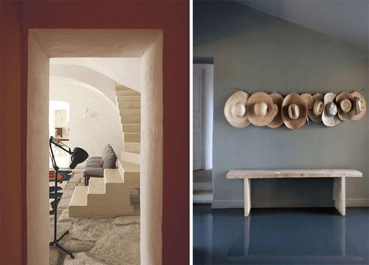 27 best Enduits naturels murs - chaux et argile images on Pinterest
