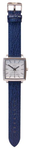 Doctor Who TARDIS Adult Analog Watch - http://geekarmory.com/doctor-who-tardis-adult-analog-watch/