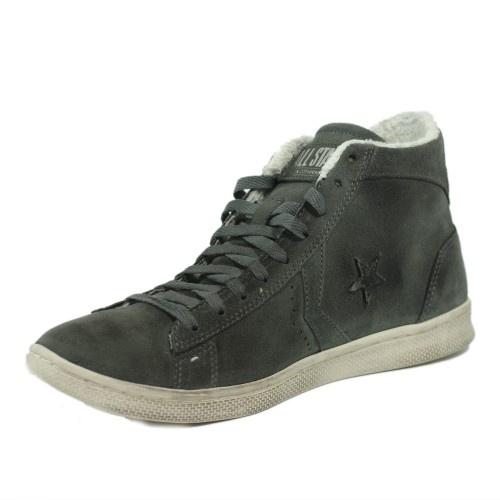 Temi l'inverno per il freddo ai piedi? Pro Leather Converse !!! Stile Converse + piedi caldi. #converse #allstar #sneaker #scarpe #lifestyle #modauomo