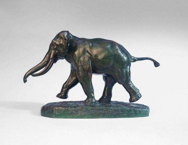 Bronze Barye