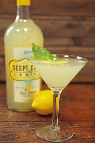 The good folks from the Austin-based Deep Eddy Distillery sent us a bottle of its latest product, Lemon Vodka. We put the bottle in the...