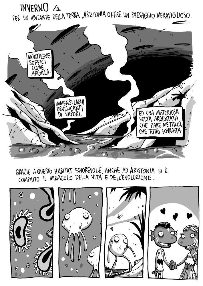 Inverno /1 (clicca, la storia continua)