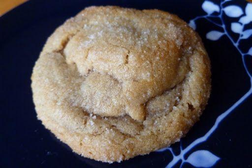 Disneyland Peanut Butter Cookies With Butter, Peanut Butter, Granulated Sugar, Brown Sugar, Eggs, Vanilla, Baking Soda, Salt, Flour, Granulated Sugar